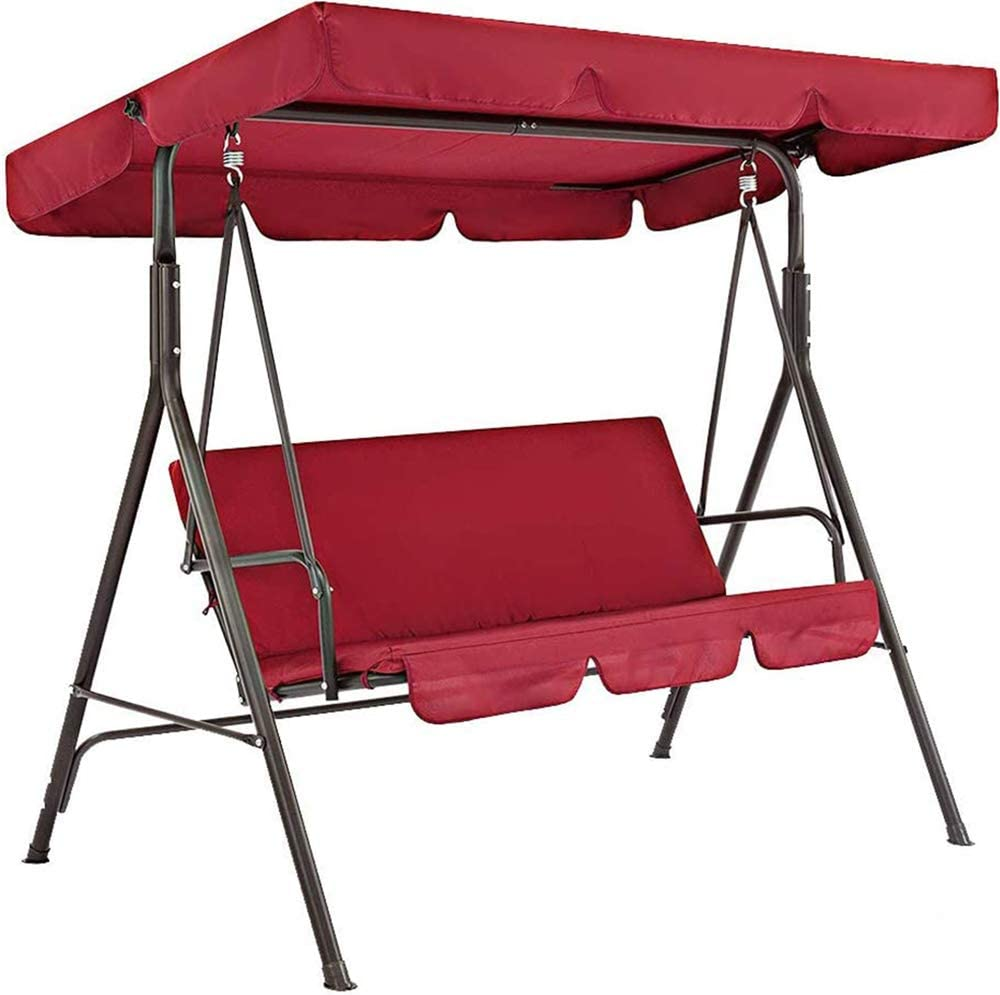 Ranking TOP11 UCARE Patio Swing Canopy Max 79% OFF Replacement Seat Cove Top Cover
