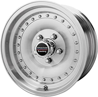 American Racing Outlaw I AR61 Machined Wheel with Clear Coat (15x8