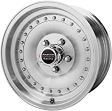 American Racing Outlaw I AR61 Machined Wheel with Clear Coat (15x7