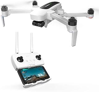 Hubsan ドローン Zino 折り畳み式 4K FHDカメラ 三軸ジンバル ブラシレスモーター GPS搭載 Wifi FPV 日本語説明書 国内認証済(標準梱包)
