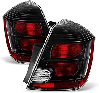 ACANII - For 2010 2011 2012 Nissan Sentra Tail Lights Brake Lamps Aftermarket 10-12 Left+Right