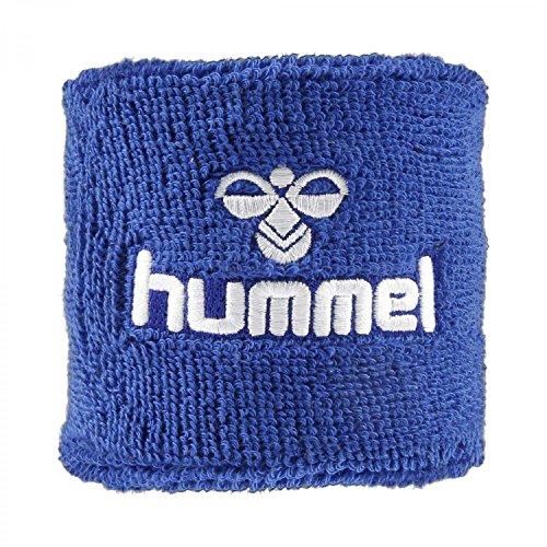 Hummel Schweißband Old School Small True Blue/White One Size