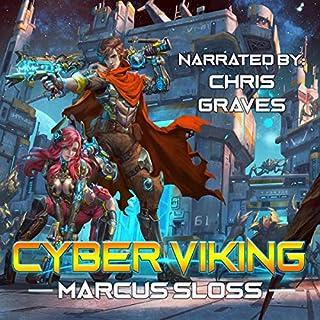 Page de couverture de Cyber Viking