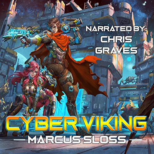 Cyber Viking  By  cover art