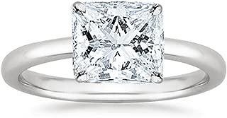 Best 0.6 carat princess cut diamond ring Reviews