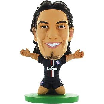 Figurine Sport Maillot Domicile FC Barcelona Neymar Jr SOCCERSTARZ 400562