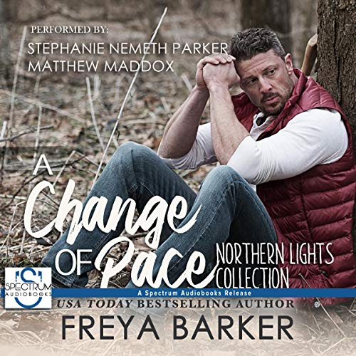 A Change of Pace  By  cover art