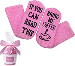 If You Can Read This Bring Me Novelty Socks-Crazy Socks-Funny Dress Socks For Men and Women