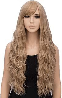 Best ash blonde bangs and waves Reviews