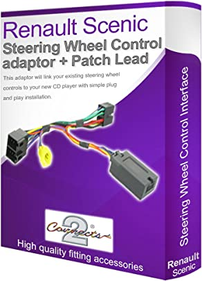 ACV 42/ /St 301/Steering Wheel Remote Control Adapter