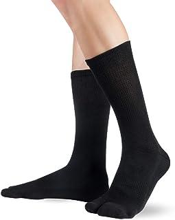 Knitido, Traditionals Tabi | Calcetines japoneses de media pierna en algodón