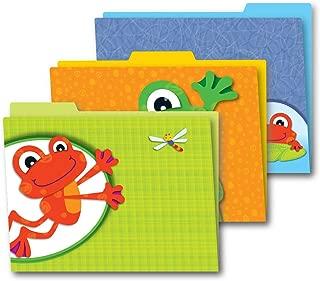 Carson Dellosa Funky Frogs File Folders (136008)