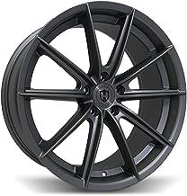 Curva Concept Wheels C46: 20x10.5, 5x114.3, 73.1, 35, (Gloss Gun Metal)