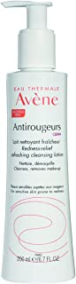 Eau Thermale Avene Antirougeurs Clean Refreshing Cleansing Lotion, 6.7 Fl Oz