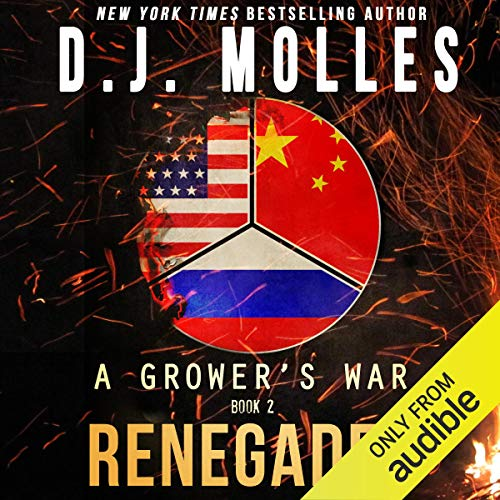Renegades audiobook cover art