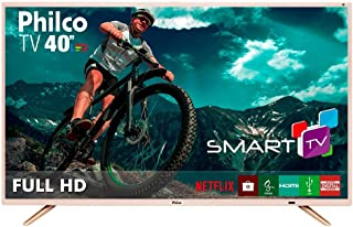 "Smart Tv Philco Led 40"" Ptv40e21dswnc, Full Hd, 2 Hdmi, Usb"