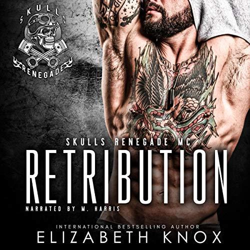 Retribution audiobook cover art