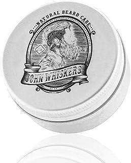 John Whiskers Bartwachs Made in Germany – natürliches & veganes Bart Balsam..