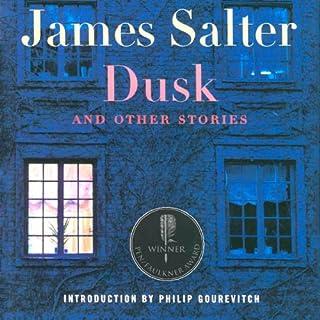 Dusk audiobook cover art