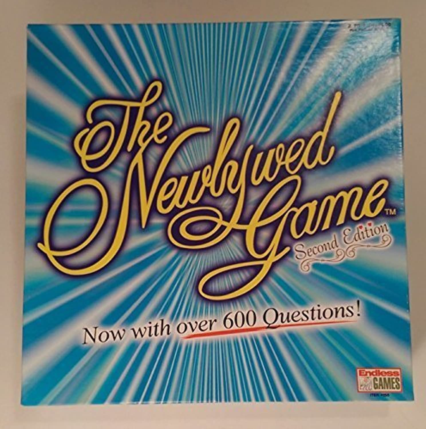 The Newlywed Game Second Edition by NEWLYWED GAME