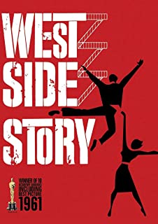 Poster West Side Story Musical Theatre