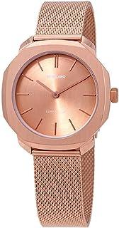 D1 Milano Super Slim Rose Gold Ladies Watch SSML02