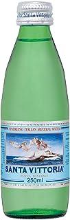 Santa Vittoria Sparkling Mineral Water, 24 x 250 ml