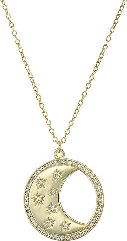 SHASHI Ophelia Pendant Necklace