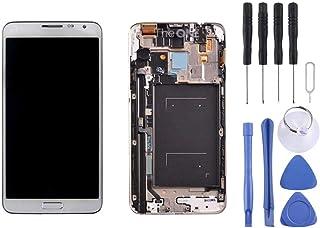قطعة استبدال الهاتف المحمول من شوهان شاشة LCD الأصلية + لوحة لمس مع إطار لجهاز Galaxy Note 3 Neo / N7505 Display LCD قطعة ...