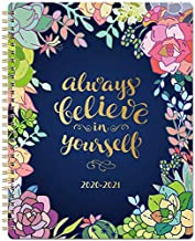 2020-2021 Planner - Academic Planner 2020-2021, Weekly & Monthly Planner with to-Do List, 8