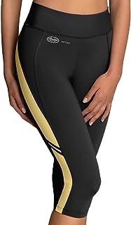 Anita 1685-222 Women's Active Anthracite Grey Calf Length Sports Pant