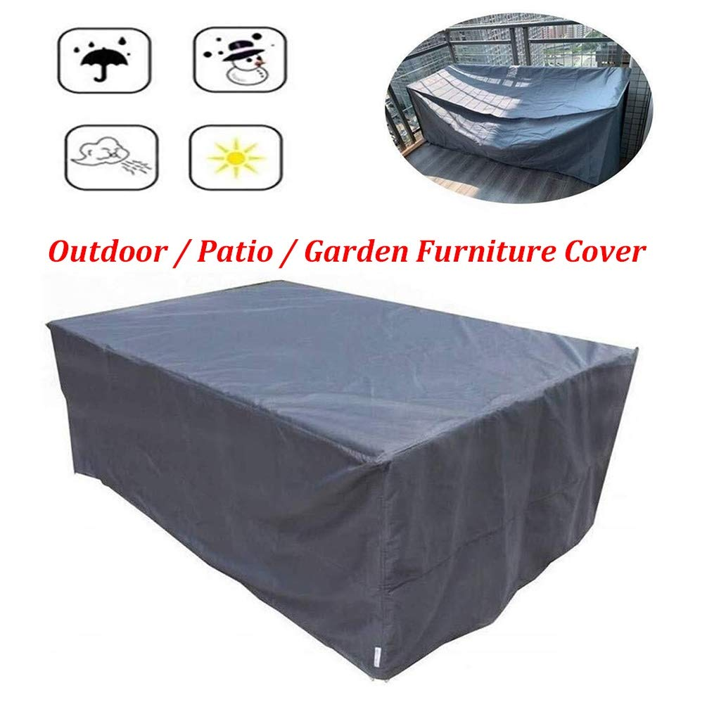 Amazon.com: Guo-jjz Garden Table Cover Patio Table Covers with