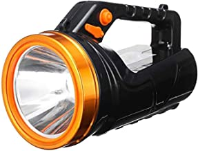XYIDAI Searchlight, Emergency Light Rechargeable LED Flashlight Spotlight Handheld Light Lantern Searchlight Handheld Port...
