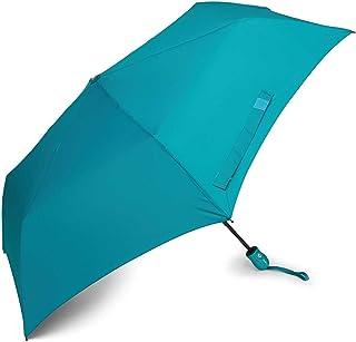 Samsonite Compact Auto Open/Close Umbrella, Teal (Blue) - 51699-2824