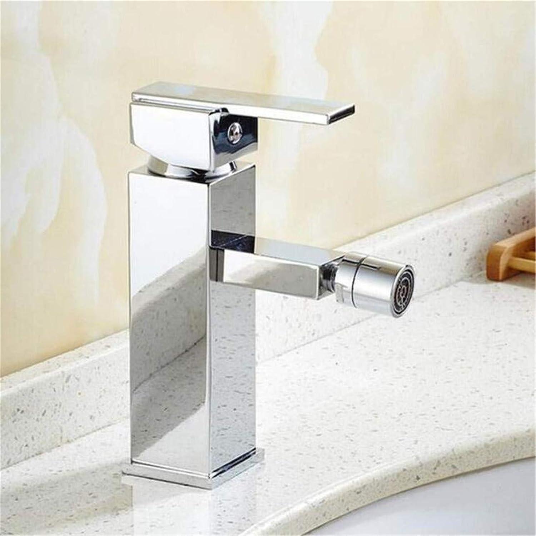Chrome Kitchen Sink Tapstyle Chrome Bidet Faucet Bathroom Single Handle Bathroom gold Bidet Faucet Mixer Hot and Cold Tap