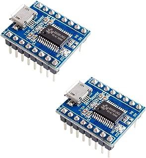 HiLetgo 2pcs JQ6500 Voice Module Sound Module MCU 5 Channel Serial Control MP3 Music Play SPI