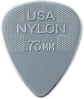 Dunlop 44P.73 Nylon Standard Picks .73mm 12 pack