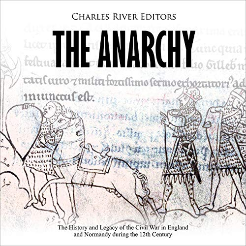 The Anarchy  By  cover art