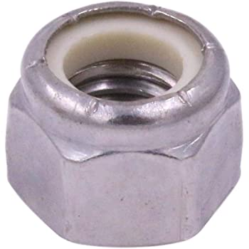 #6-32 Hex Keps Nuts Quantity: 5000 18-8 Stainless Steel