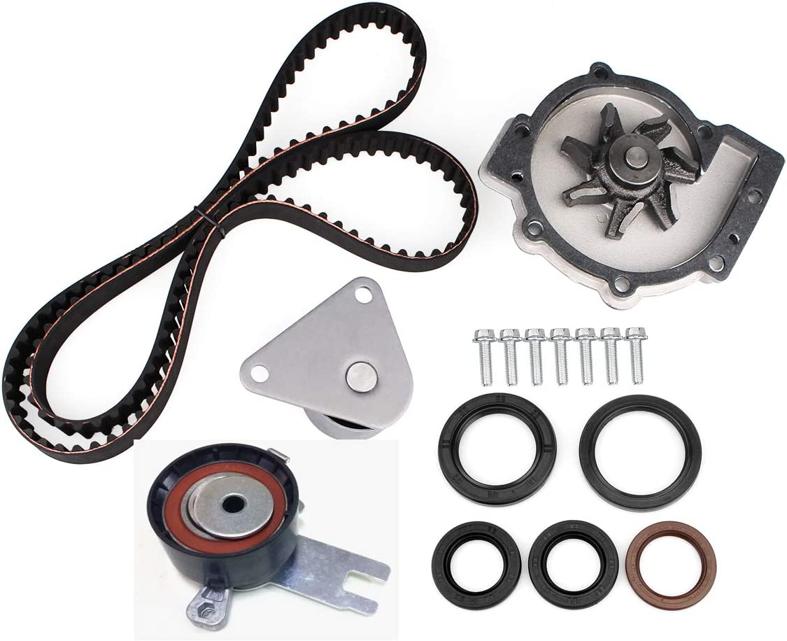 AUCERAMIC Replacement for TB331LK2 Timing Kit Water Pump Belt 20 Max 69% Max 77% OFF OFF