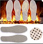 Size:36,Tourmaline Self Heated Heating Magnetic Foot Massage Insole Far Infrared Warm Shoe Pad by SiamsShop
