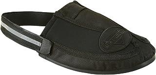 Nelson-Rigg Protetor de bota unissex para adultos (preto, tamanho único)