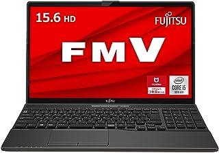 【公式】 富士通 ノートパソコン FMV LIFEBOOK (Win 10/15.6型/Core i5-10210U/8GB/SSD 256GB/DVD/Officeなし) AHシリーズ FMVWF1A151_AZ