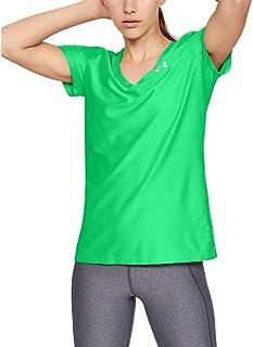 Under Armour Women's Tech Novelty V-neck T-Shirt