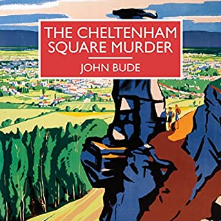 The Cheltenham Square Murder cover art
