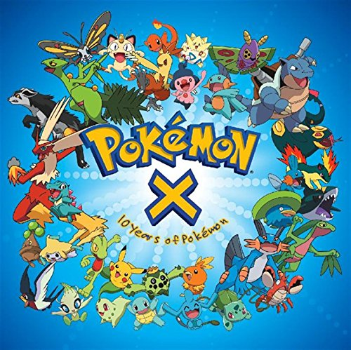 Pokemon X - Ten Years Of Pokemon