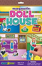 Create-A-Scene Magnetic Playset - Dollhouse