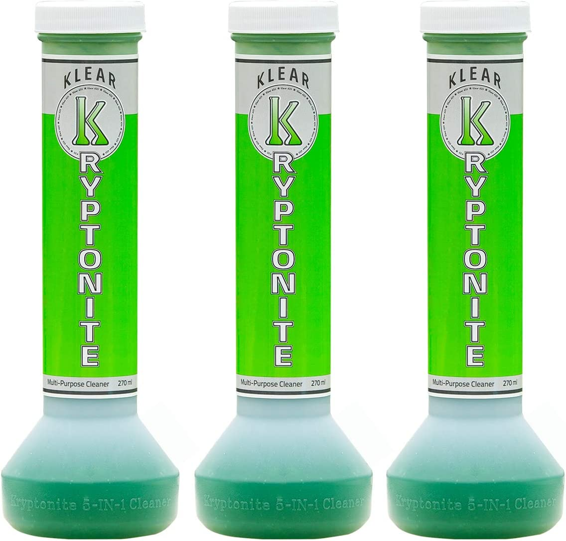 Resinate Green Cleaning Solution 6 PACK  Metal Ceramic Disinfect 12oz