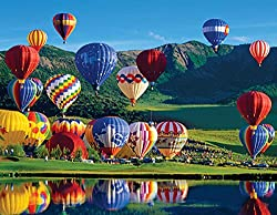 Balloon Bonaza 1000 Piece Jigsaw Puzzle