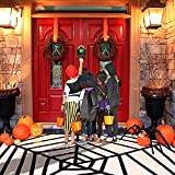 stimmt Halloween-Deko, Halloween Türklingel Animierter Augapfel mit Gruseligen Geräuschen, Halloween-Dekoration für Spuk Haus Party Türen Outdoor - 7
